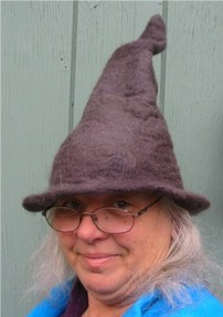 Me in Pointy Hat