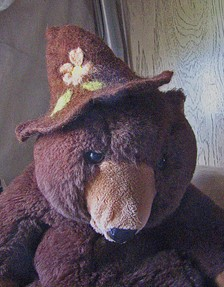 Bear in Hat