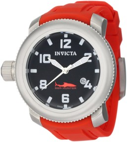 left handed invicta watch