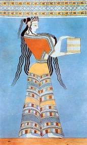 Image: Mycenaean Woman