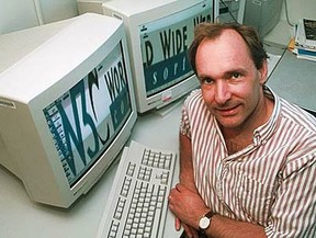 Image: Sir Tim Berners-Lee