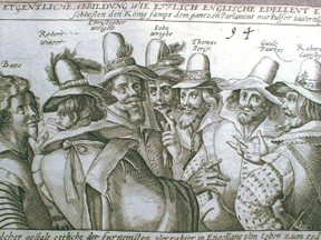 Image: The Gunpowder Plotters