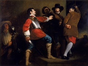 Image: The arrest of Guy Fawkes