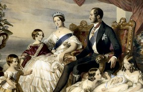 Image: Victorian Royal Family