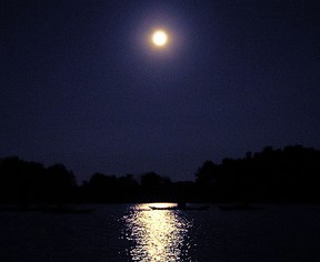 Image: Full Moon Water