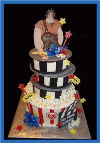 Wreck-It Ralph Cake Ideas