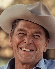 Image: Ronald Reagan