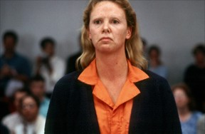 Image: Charlize Theron as Aileen Wuornos