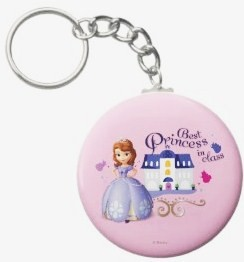 sofia the first favors