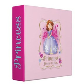 sofia the first school supplies