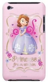 sofia the first ipod cover