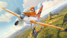 Dusty - Disney Planes