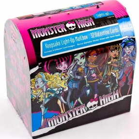monster high valentine