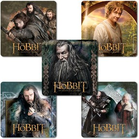 hobbit party favors