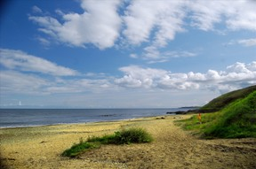 Image: Courtdown Beach, Wexford
