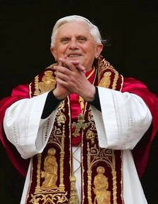 Books by Pope Benedict XVI