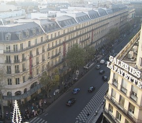Blvd. Haussmann, Paris