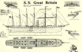 S. S. Great Britain