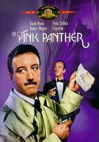 DVD cover image for The Pink Panther