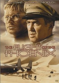 Cover image for the original The Flight of The Phoenix DVD