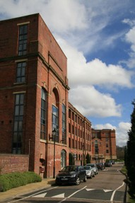 Eagley Mill, Bolton