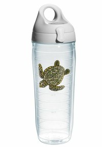 water bottle sea turtle