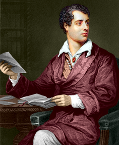 Image: Lord Byron
