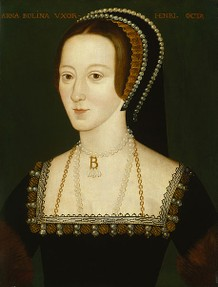 A Portrait of Anne Boleyn