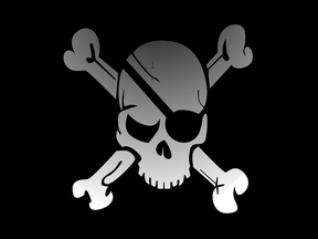 Image: Jolly Roger flag