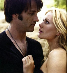 Image: Stephen Moyer and Anna Paquin