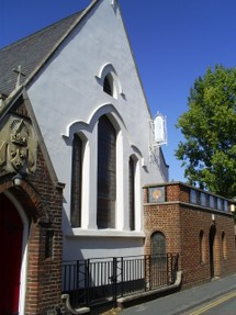 Our Lady of Mount Carmel, Faversham