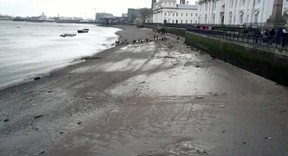 Greenwich Foreshore
