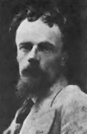 Photograph of Atkinson Grimshaw