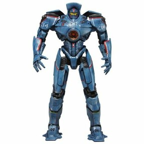 Pacific Rim Gipsy Danger Robot Toy Action Figure