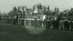 Image: Emily Wilding Davison at Epsom Races