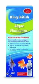 how to clean algae off aquarium rocks without scrubbing