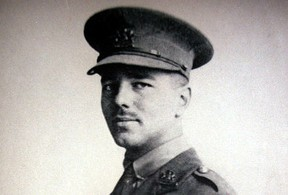 Image: Wilfred Owen