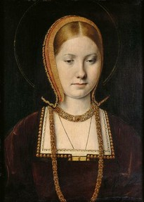 The young Catherine of Aragon