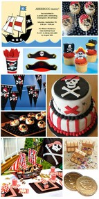 Pirate Baby Shower Ideas