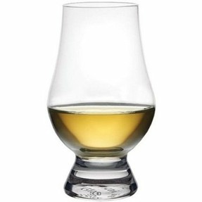 Glencairn scotch whisky glass