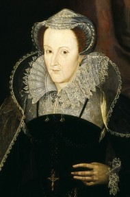 Mary, Queen of Scots portrait