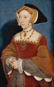 Henry VIII's third wife Jane Seymour