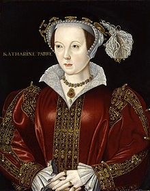 The portrait of Katherine parr