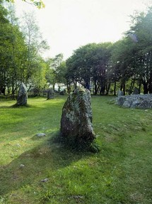 Image: Clava Cairns