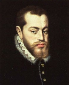 Philip II of Spain during the prime of his life