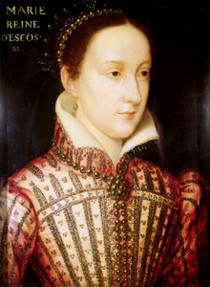 Mary, Queen of Scots was Philip's hope
