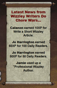 Image: Wizzley Chore Wars