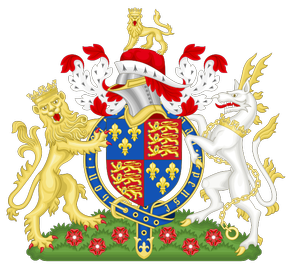 Henry VI and V's coat of arms