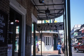 Preservation Hall, Bourbon Street