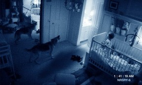 Image: Hunter in Paranormal Activity 2